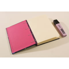 Caderno Sketchbook Costura Secreta