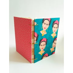 Caderno Sketchbook Frida